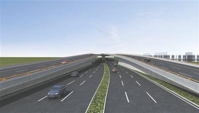 成彭高速7月正式开始 限速100码 施工期间双向四车道通行-彭米网