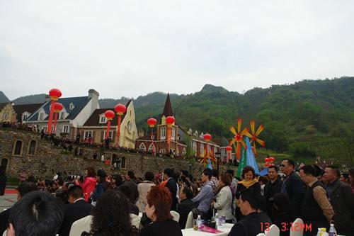 2017年春节 彭州游客达208万人次-彭米网