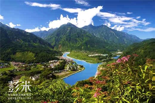 龙门山旅游集聚区 宝山将建山地户外旅游文化主题乐园-彭米网