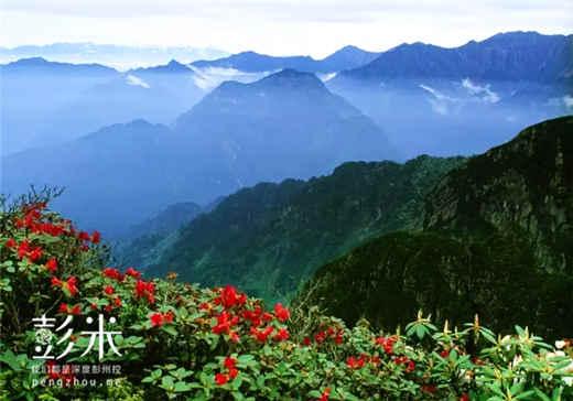 彭州九峰垃圾成山,相关部门建议不前往此未开发景区-彭米网