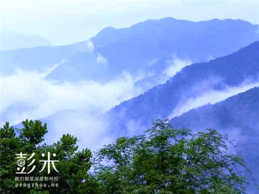 彭州将大手笔打造生态名城  龙门湔水蜀风韵 绿色时尚牡丹城-彭米网