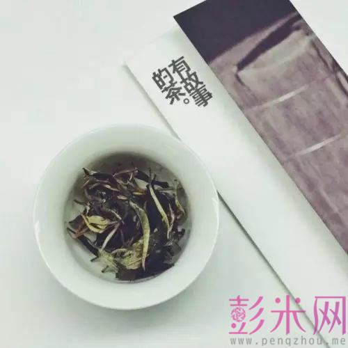 白鹿白茶 彭州味道-彭米网