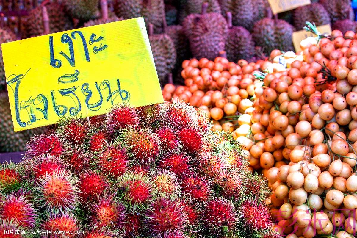彭州市与泰国尖竹汶府签署合作框架协议|即蒙阳水果批发市场与泰国尖竹汶府水果合作社签约-彭米网