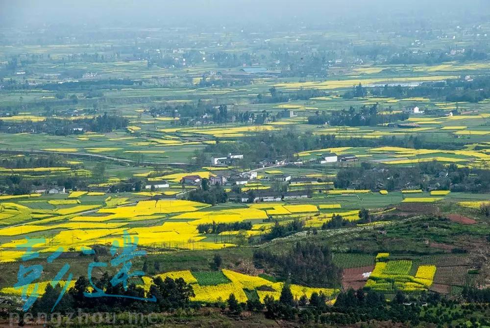 忆彭州|心中的山,梦里的水-彭米网