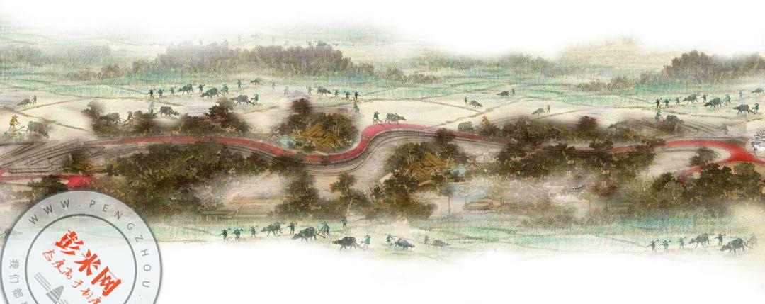 军屯除了锅魁,还有陶瓷以及三国时期马牧河|马牧河畔烟柳绿,军屯乡里锅魁酥……-彭米网
