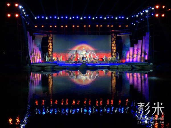 月映湔江 诗咏龙门|彭州2018年中秋诗词朗诵晚会-彭米网