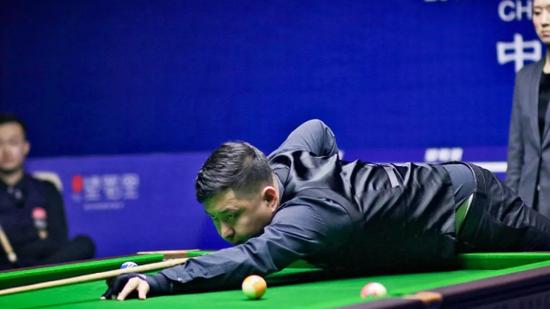 2019彭州中式台球国际公开赛开赛-彭米网