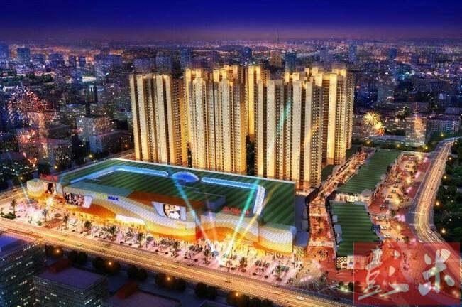 万达广场正式进入彭州!总投资16亿!彭州万达广场城市综合体项目已备案-彭米网